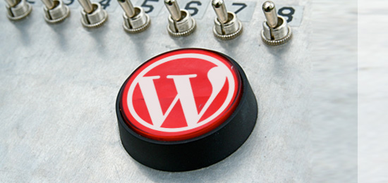 Your own WordPress blog with a single click